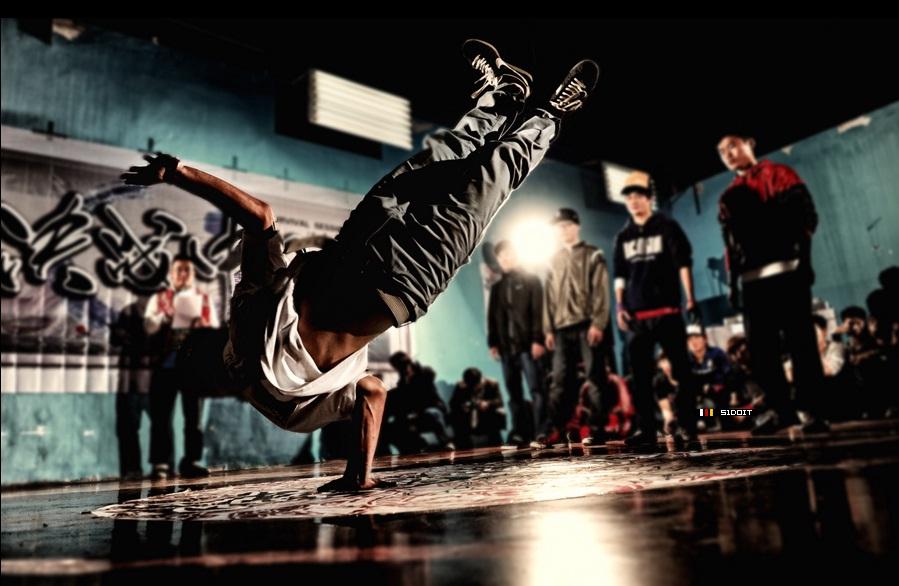 Festas de Aniversário | Aula de Hip Hop